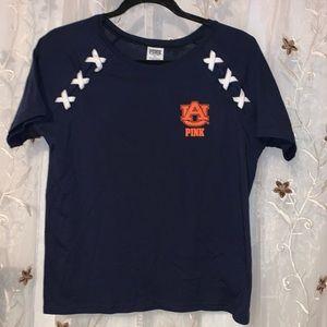 PINK Auburn University T-shirt - NWT